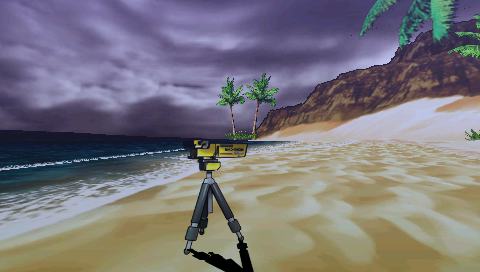 A peaceful tropical vacation with Super Dangan Ronpa 2