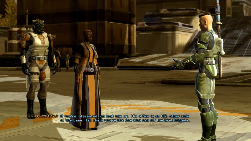 The Republic Strikes Back! Star Wars: the Old Republic part 2 - The