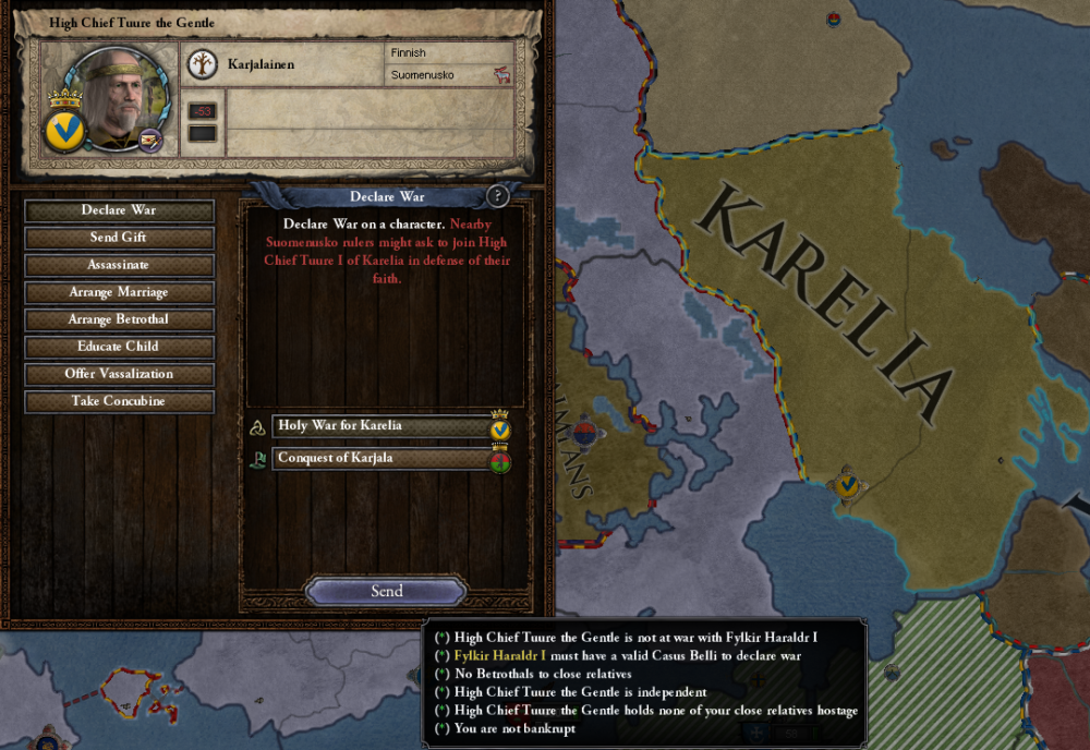 The Crusader Kings 2 Tutorial LP Megathread: Teaching Old Gods, New