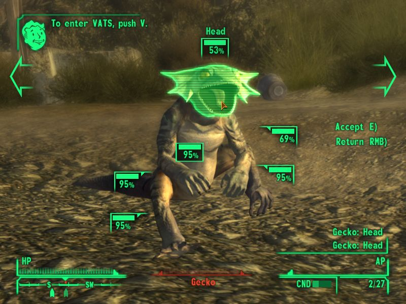 The mail  Always  Goes  Through  FALLOUT: NEW VEGAS - The