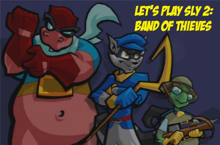 Spice Is One Hell Of A Drug In Sly 2 Band Of Thieves The