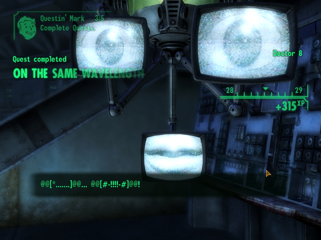 The Mail Always Goes Through Fallout New Vegas The Something