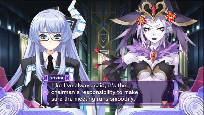 Fifty Shades of Purple [Hyperdimension Neptunia Victory