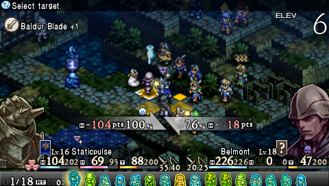 tactics ogre how to keep arycelle alive