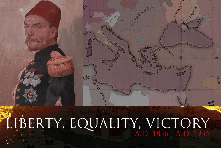 Blood in the Bosphorus: A Byzantium Paradox Mega-Campaign