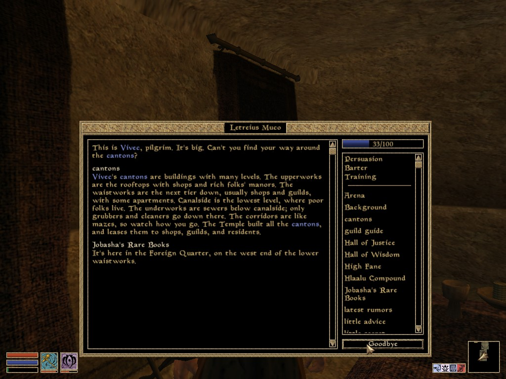 Oh Give Me A Home, Where The Siltstriders Roam: Morrowind Redux