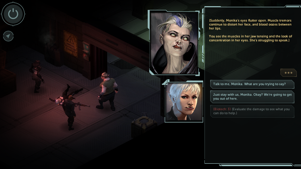 A Jewel In A Sea Of Drek Let S Play Shadowrun Dragonfall Director S Cut The Something Awful Forums