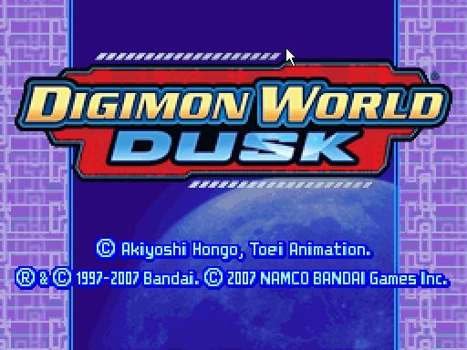 digimon world dusk digivolve guide