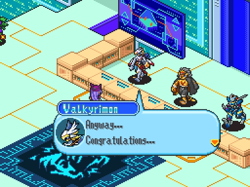 There's a DigiCurse on this game! Lets Play Digimon World