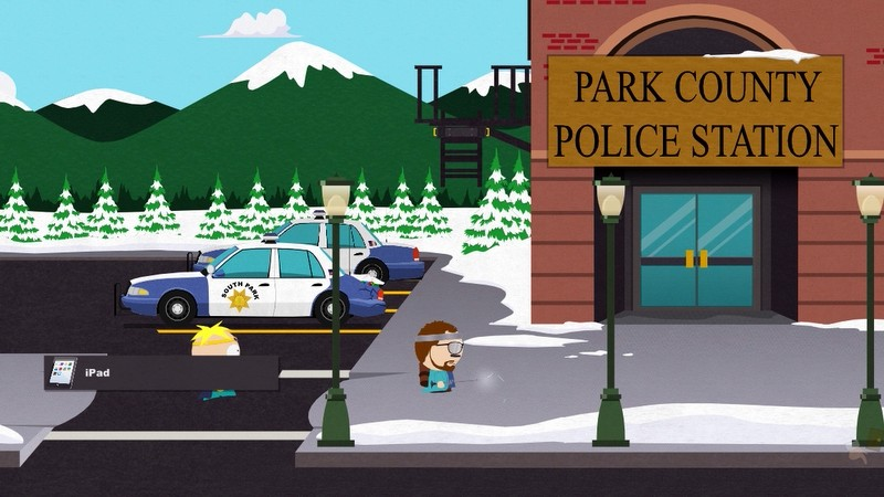 Moving to a Quiet Mountain Town - South Park the Stick of Truth