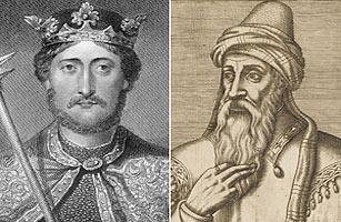 saladin and richard the lionheart relationship help