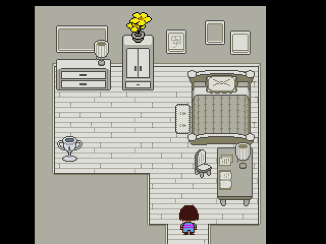 Let's Play Undertale - Thread secreted by a dog - The
