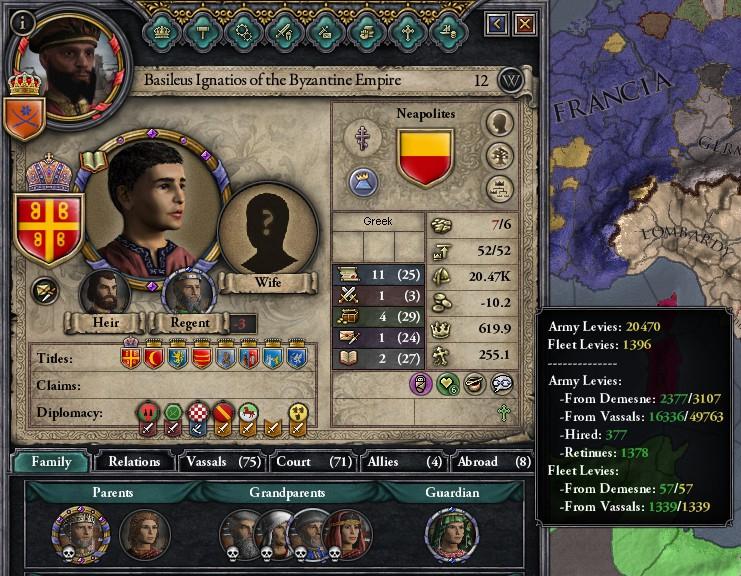 Old Men Telling Stories - Let's Play Crusader Kings 2! - The