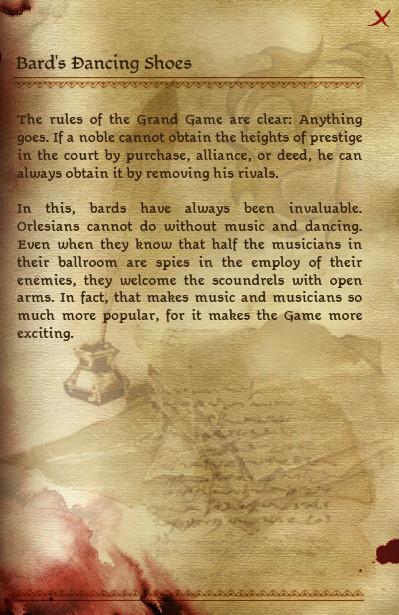 Dragon Age Bard S Dancing Shoes