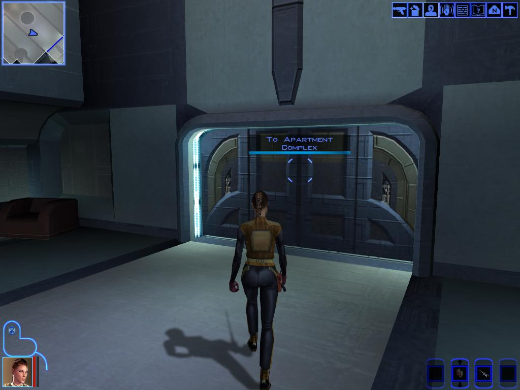 Star Wars: Knights of the Old Republic [SSLP] - The