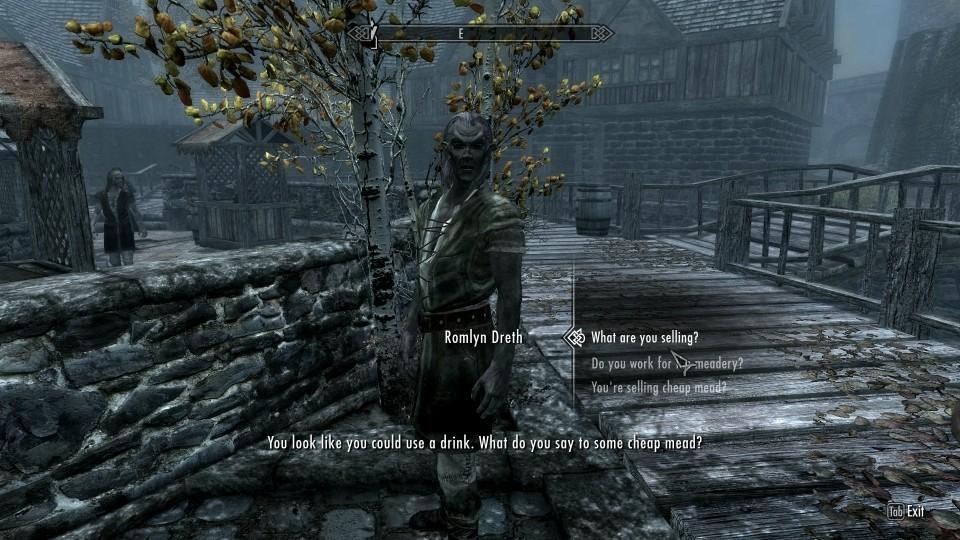 skyrim how to get black briar mead