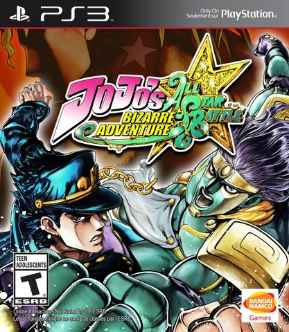 LET'S GO ON A BIZARRE ADVENTURE! [JoJo LP] - The Something Awful Forums