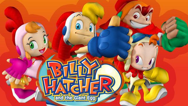 Proper Easter Egg Hunt: Let's Play Billy Hatcher and the Giant Egg ...