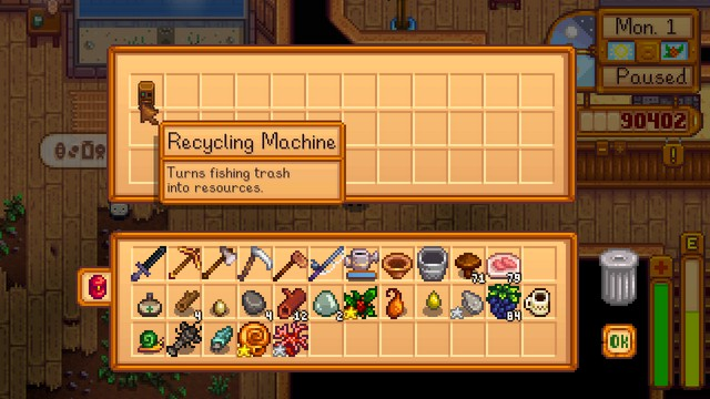 stardew valley seed machine