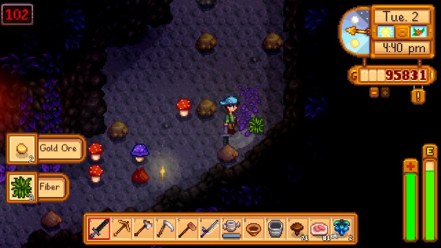 how to get a lava eel stardew valley