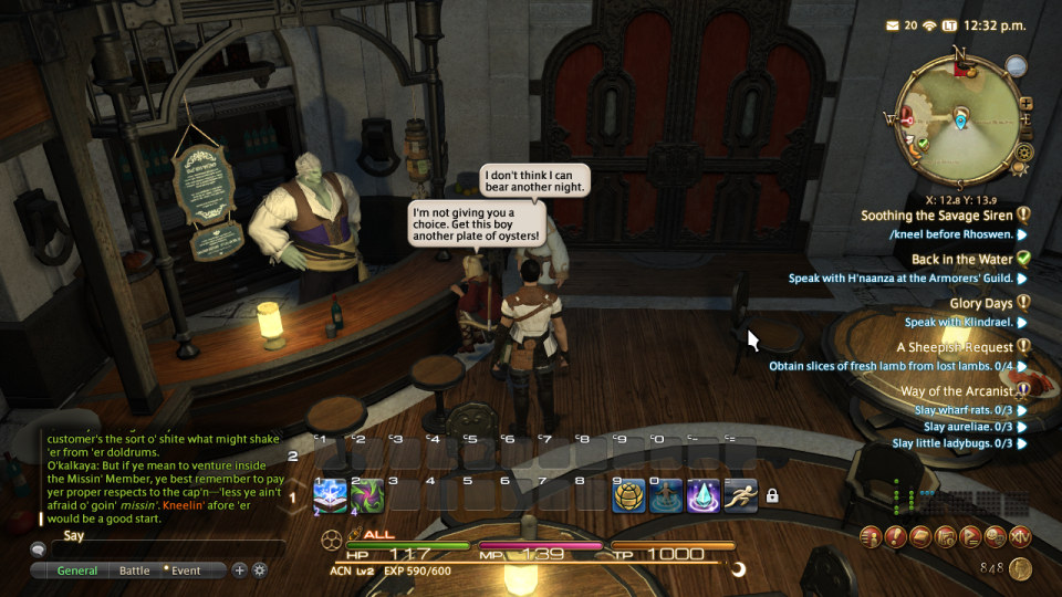 Final Fantasy XIV - A Let's Play Reborn! - The Something Awful Forums