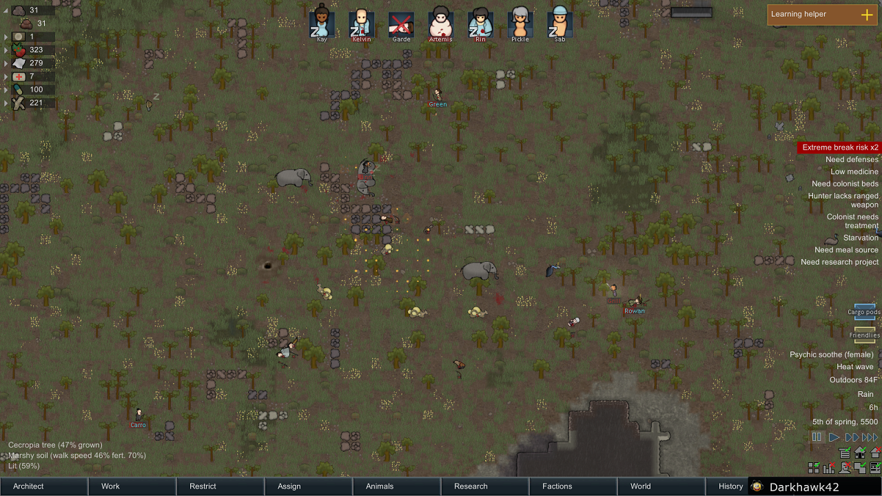 Their choices will affect the story of this rimworld sslp the their choices will affect the story of this rimworld sslp the something awful forums gumiabroncs Gallery