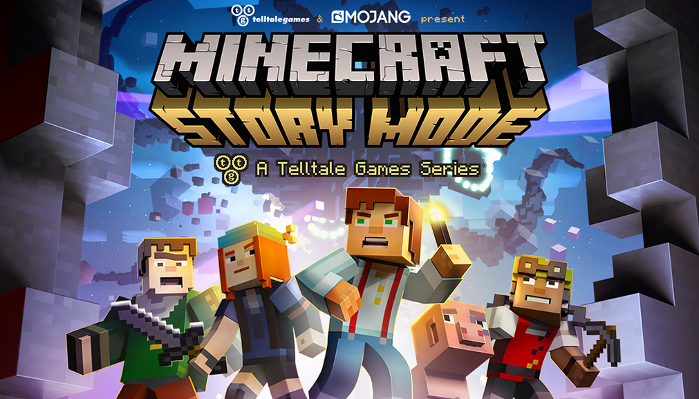 minecraft story mode the something awful forums