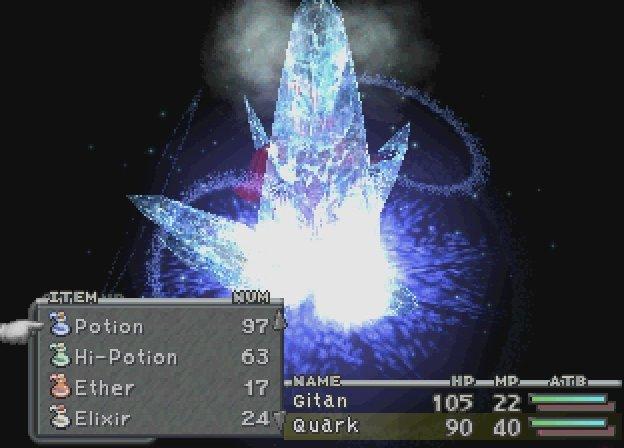 Final Fantasy IX - Steiner says