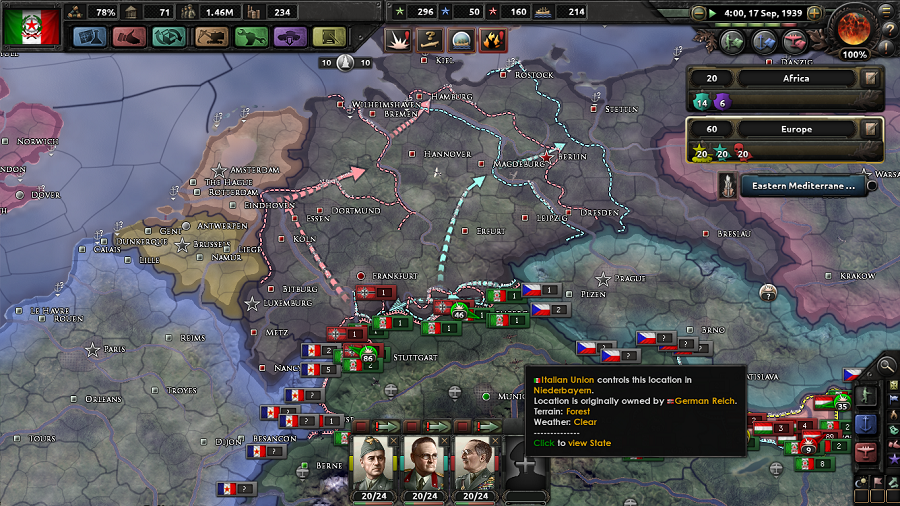 We'll Muddle our way through this somehow- Let's Play Hearts of Iron