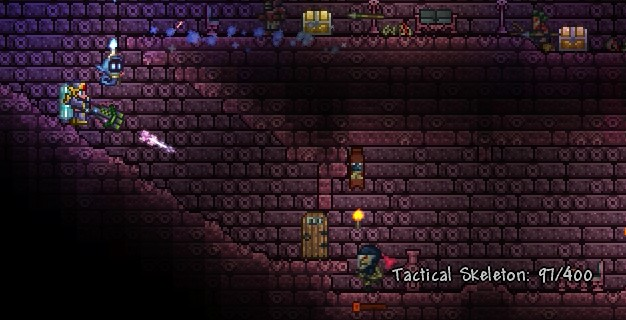 Journey To The Center Of The Earth Lets Play Terraria The