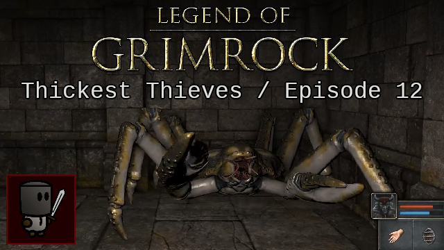 grimrock 2 weapons