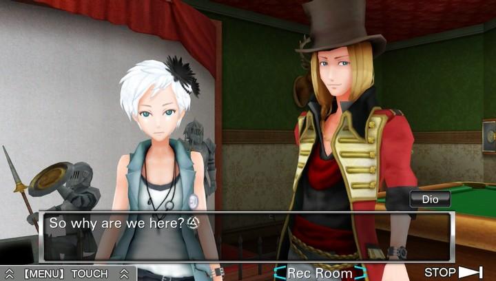 Rec Room Zero Escape Vlr