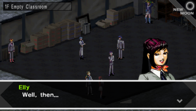 Is Life a Dream? Let's Play Persona 1 PSP - The Something Awful Forums