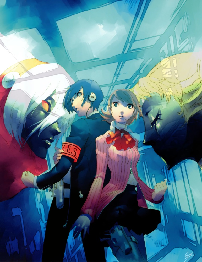 Persona 3 FES: An Asocial Experiment - The Something Awful Forums