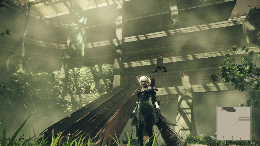 NieR: Automata - For the Glory of Mankind - The Something