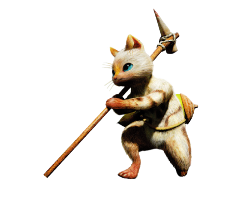 Will It Cat Monster Hunter GenU Prowler Mode