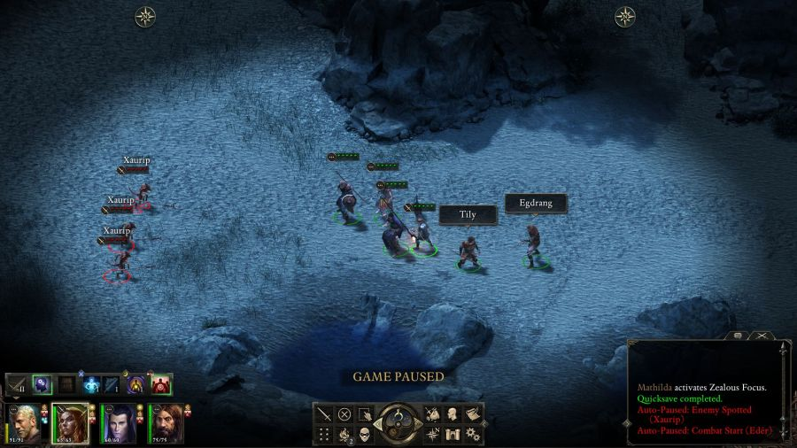 Loki's Fence: Let's Play Pillars Of Eternity [SSLP] - The