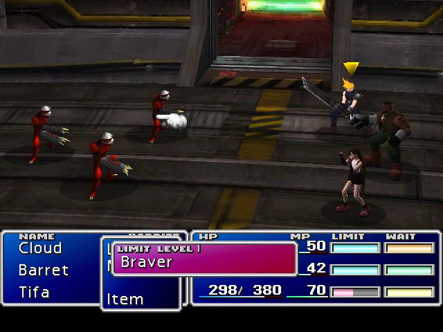 A Challenge Mod for Final Fantasy VII: New Threat v1 5 [VLP