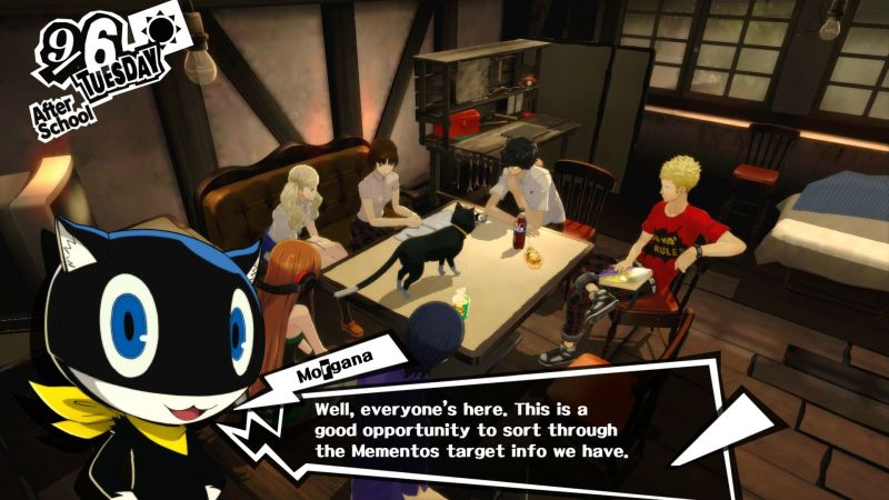 The Cool Crime of Robbery: Let's Play Persona 5 - Let's