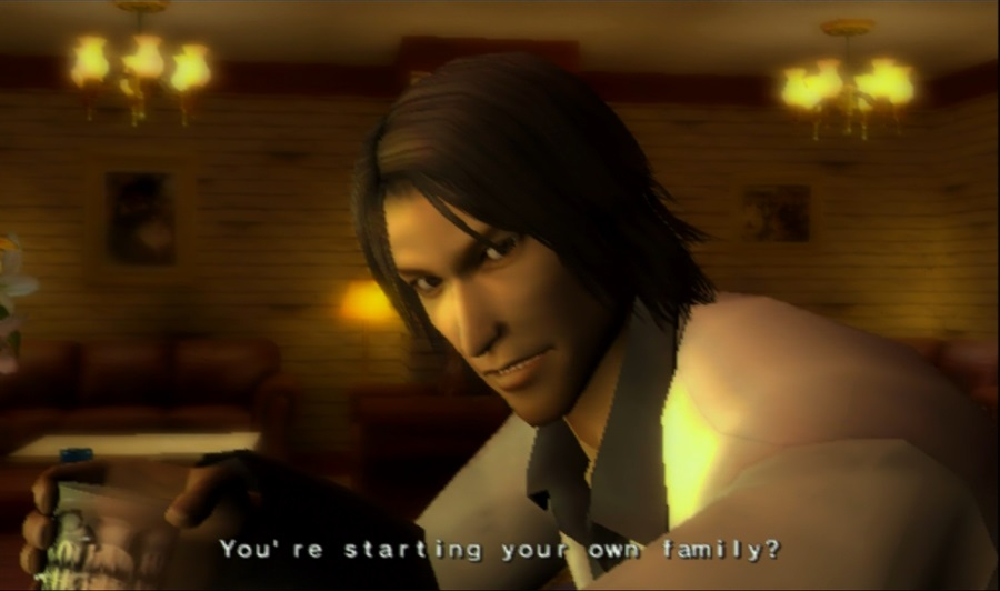 Like a Low-Res Dragon: YAKUZA (PS2) [VLP] - The Something