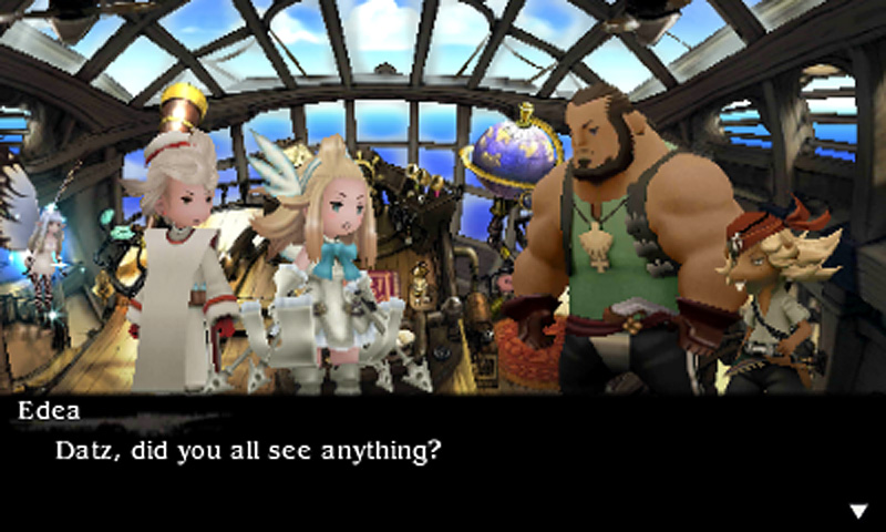 It's Not Unacceptable: Let's Play Bravely Default - The