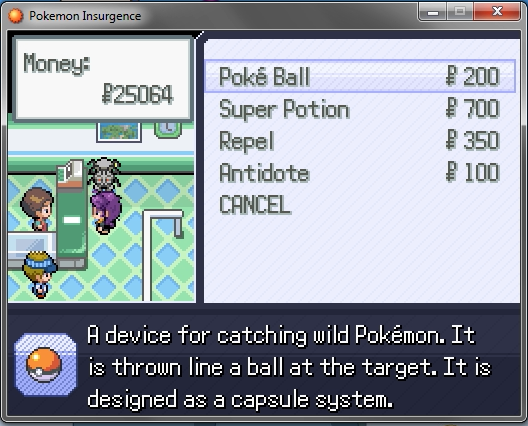 Pokemon unova rpg cheats for money