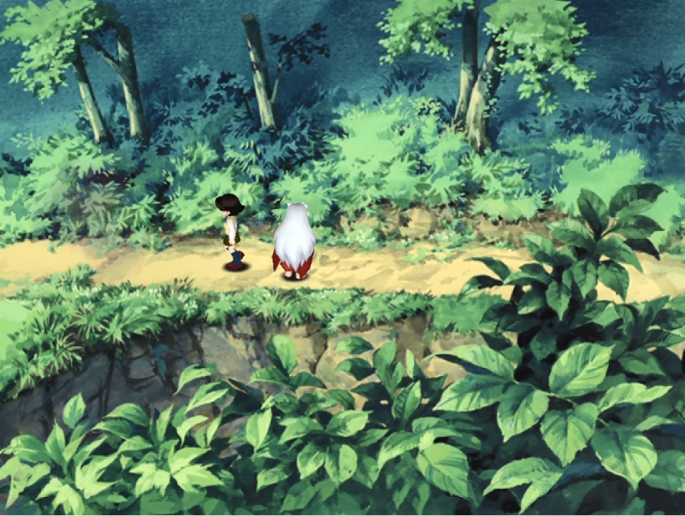 A Feudal Fanfiction - Inuyasha: The Secret of the Cursed