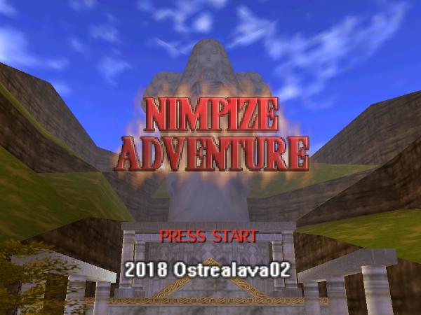 Lemme peep dat Nimpize on rye, extra Goku (Ocarina of Time romhack