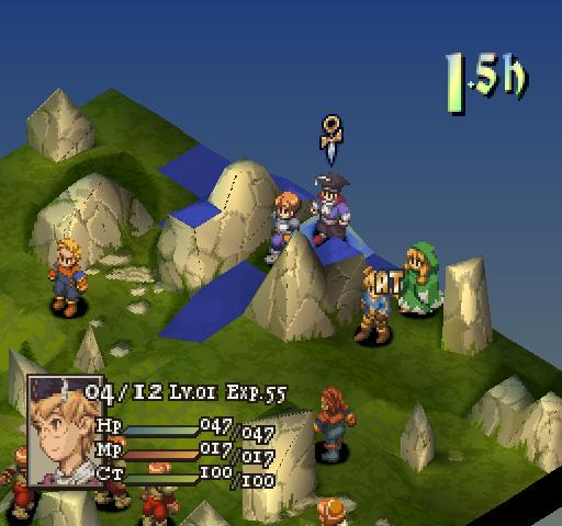 A Blind Let's Play of Final Fantasy Tactics: Celdia's