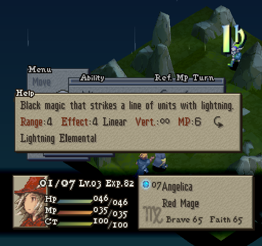 A Blind Let's Play of Final Fantasy Tactics: Celdia's Complete Patch