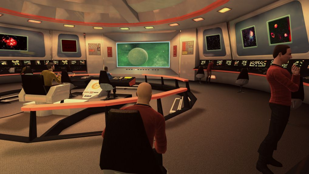Set Phasers to 'Fanfic' - Let's Play Star Trek: Online - The