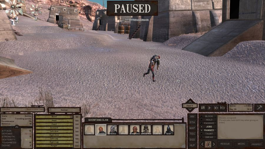 The Crabvalry has arrived - Kenshi - The Something Awful Forums