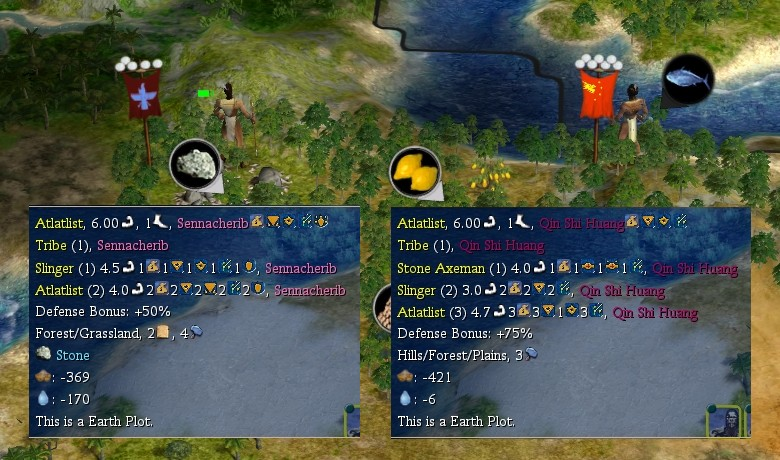 My God, It's Full Of Techs: Let's Play Caveman2Cosmos (Civ