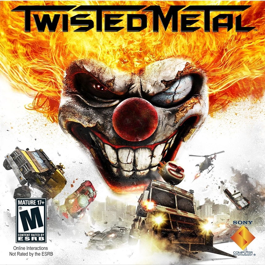 Whats darker than Black? Lets Play Twisted Metal (2012